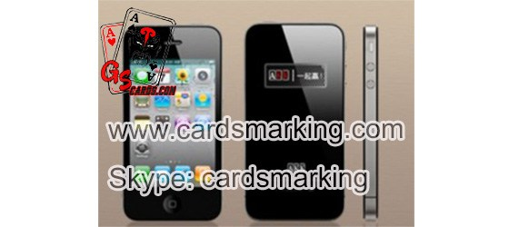 Newest AKK K2 Marked Poker Cards Analyzers