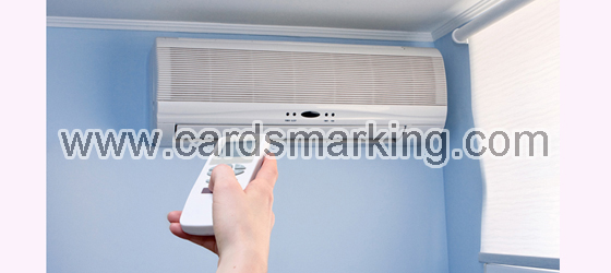 Marked Cards Trick IR Camera Hidden In Air Conditioning