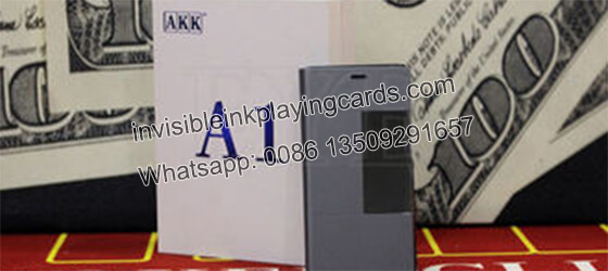 AKK A1 poker hand analyzer