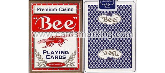 Play With Bee Premium Playing Cards
