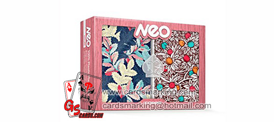 Copag Neo Nature cartas marcadas poker