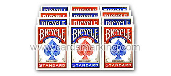 Bicycle Standard Face Blue Playing Cards