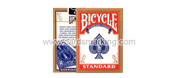 Standard Size Standard Face Bicycle Playing Cards