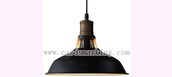 Advanced Ceiling Lamp With IR Poker Cheating Camera