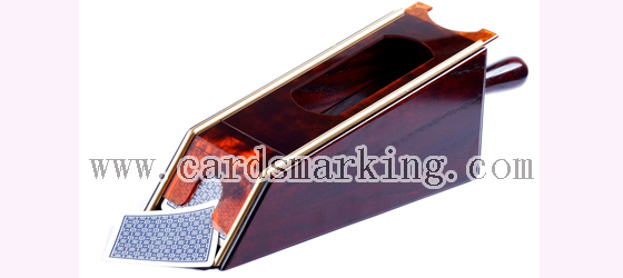 Blackjack Shoes Side Mark Barcode Reader