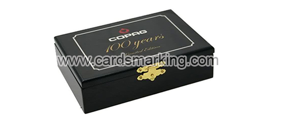 Professional Marking Invisible Ink Copag 100 Years Cards