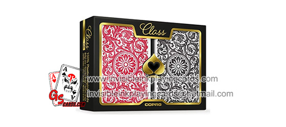 Class 1546 Invisible Ink Glasses Poker