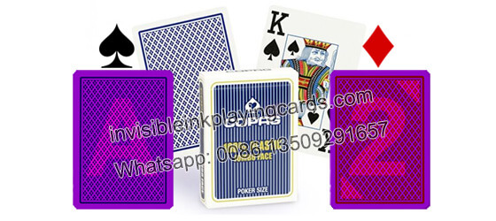 Copag Jumbo Face Marked Playing Cards