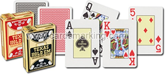Best Secret Side Marked Copag Texas Holdem Decks