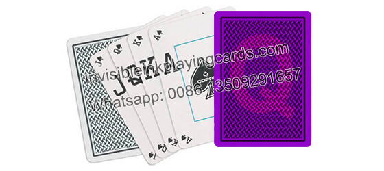 Copag Texas Holdem Dual Peek Marked Playing Cards