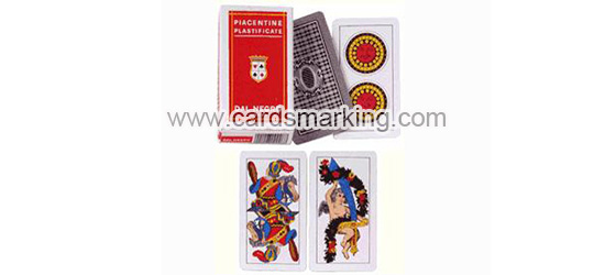 Dal Negro Piacentine Marked Juice Playing Cards