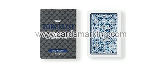 Dal Negro Torcello Marked Playing Cards