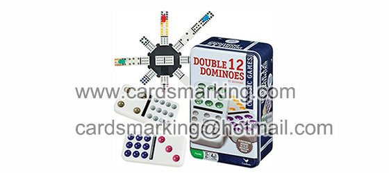 Best Double Twelve Luminous Ink Marking Domino