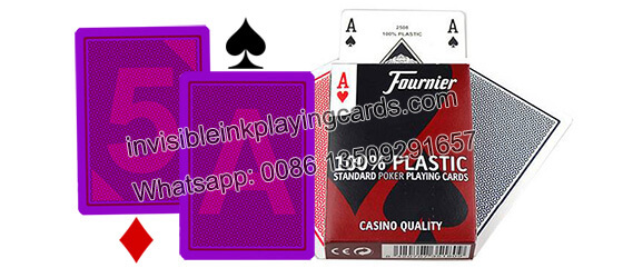 Fournier 2500 Marked Playing Cards