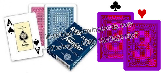 Fournier 818 Invisible Ink Marked Decks