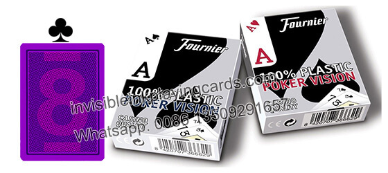 Fournier Poker Vision Marked Playing Cards