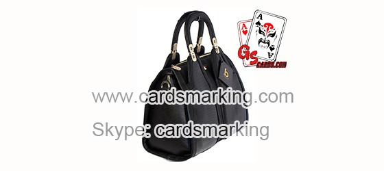 Hand Bag Cards Exchanger For Changing Magic Poker
