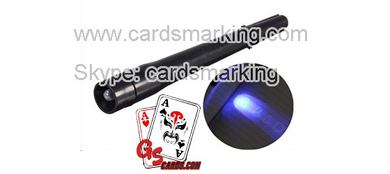 Luminous Ink Kit For Marking Cards