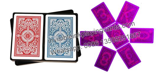 KEM Marked Playing Cards With Infraed Poker Glasses