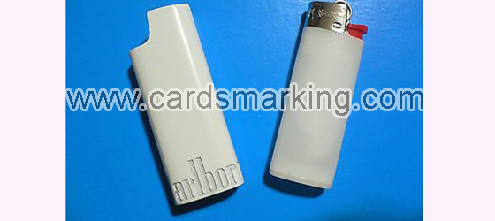 Invisible Ink Barcode Marking Cards Lighter Poker Inspector