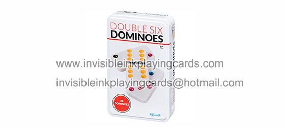 Contact Lenses For Marked Ivory Dominoes