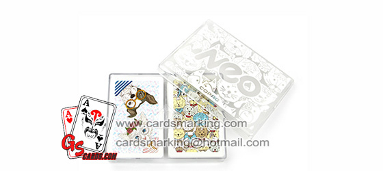 Neo Pets Copag Marked Cards