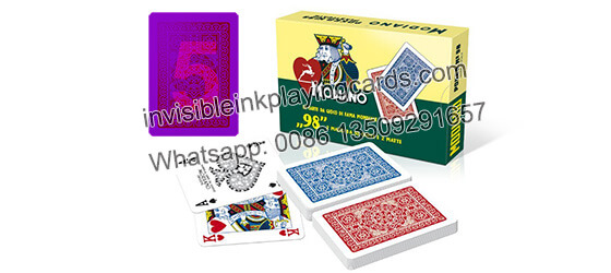 Modiano NO98 Marked Playing Cards