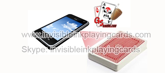 Normal Cards Poker Scanner Reading System