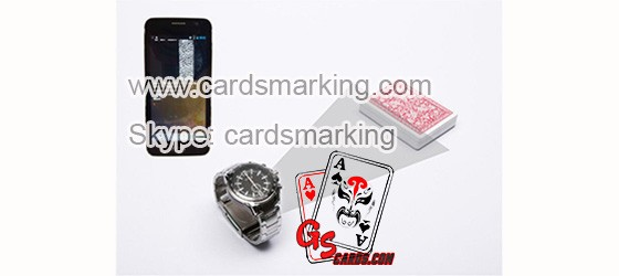 Fashionable PK King S608 Poker Analyzer With Scanner