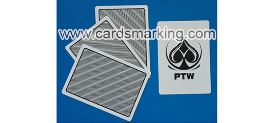 PTW Invisible Ink Marked Poker Decks