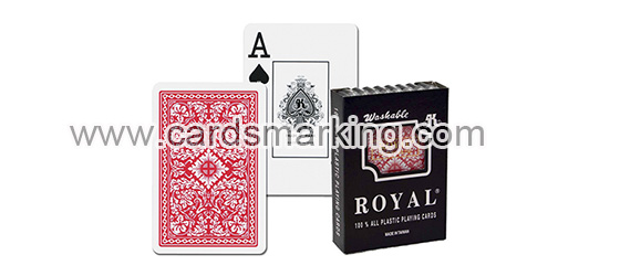 Royal Marked Playing Cards