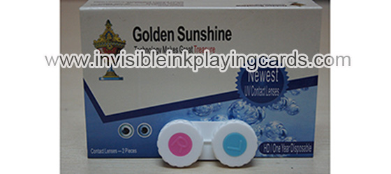 Ultimate Infrared Contact Lenses Poker