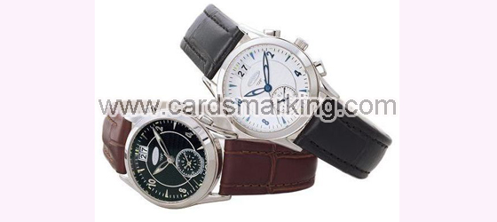 Wrist Watch Poker Reader For Barcode Marked Decks