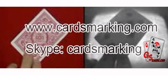 Best Marked X Ray Playing Cards With Contact Lenses For Sale