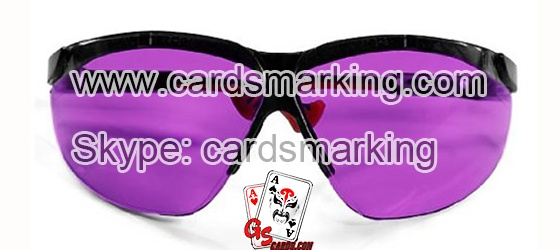 X Ray Glasses See Through Playing Cards
